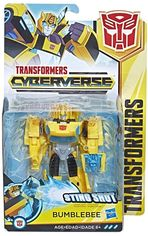 Transformers Hasbro Трансформеры Кибервселенная: фигурка 14 см Cyberverse Warrior Costanza (E1884_E1900) от Stylus