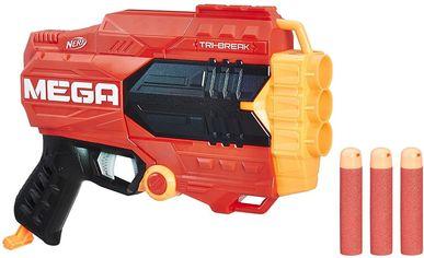 Бластер Hasbro Nerf Мега Три-брейк (E0103) от Stylus