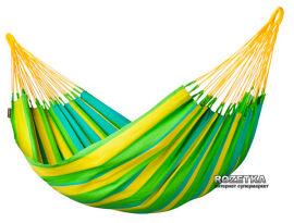 Акция на Гамак La Siesta Sonrisa Lime (SNH14-4) от Rozetka