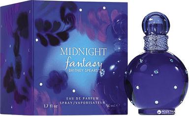 Парфюмированная вода для женщин Britney Spears Midnight Fantasy 50 мл (719346094696) от Rozetka