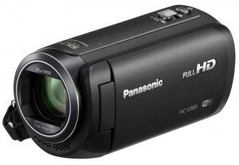 Видеокамера PANASONIC HC-V380 Black (HC-V380EE-K) от MOYO