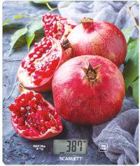 Акция на Весы кухонные SCARLETT SC-KS57P30 от Rozetka