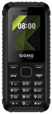 Акция на Мобільний телефон Sigma mobile X-style 18 Track Black от Територія твоєї техніки