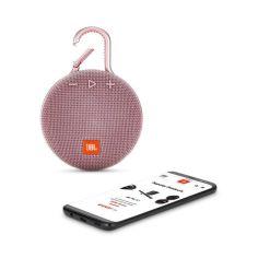 Портативная акустика JBL Clip 3 Pink от MOYO
