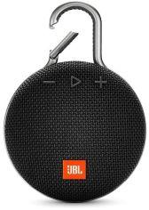 Портативная акустика JBL Clip 3 Black от MOYO