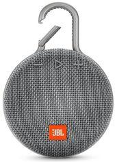 Портативная акустика JBL Clip 3 Gray от MOYO