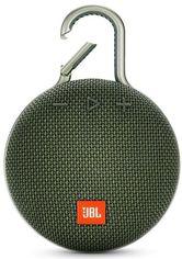 Портативная акустика JBL Clip 3 Green от MOYO