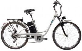 Акция на Электровелосипед Maxxter City Silver от Територія твоєї техніки
