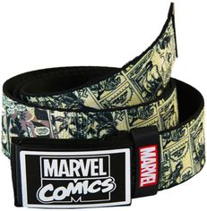 Акция на Пояс тканевый Good Loot Marvel Comics (5908305217213) от Rozetka