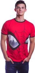 Акция на Футболка Good Loot Marvel Spiderman Big Eyes (Человек-паук) L (5908305224617) от Rozetka