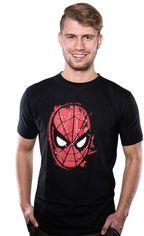 Акция на Футболка Good Loot Marvel Comics Spiderman Mask (Человек-паук) XL (5908305224631) от Rozetka