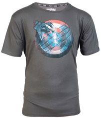 Акция на Футболка Good Loot Marvel CW Capt. Amer. Shield (Капитан Америка) L (5908305219545) от Rozetka