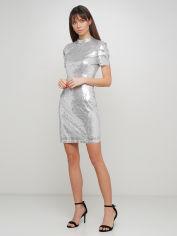 Акция на Платье Numero 28 P02MM1943 S Серебристое (NMR2802000282) от Rozetka