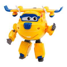 Акция на Игрушка-трансформер Super Wings Donnie говорящая (YW710320) от Будинок іграшок