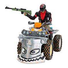 Акция на Коллекционная фигурка Jazwares Fortnite Quadcrasher (FNT0163) от Будинок іграшок