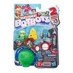 Акция на Набор Transformers BotBots Банда мьюзик моб (E3486/E4140) от Будинок іграшок
