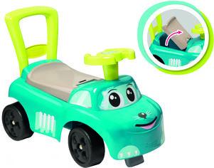 Акция на Машина для катания детская Smoby Toys 54 x 27 x 40 см Морской котик (720525) (3032167205254) от Rozetka
