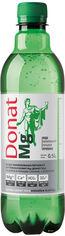 Упаковка лечебной минеральной газированной воды Donat Mg 0.5 л х 12 шт (3838471016285_3838471024822) от Rozetka