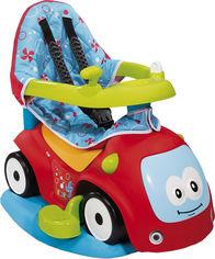 Машина для катания детская Smoby Toys Маестро комфорт 4 в 1 с функцией качели Красная (720400) (3032167204004) от Rozetka