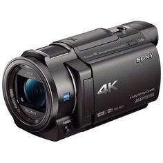 Видеокамера SONY FDR-AX33 Black (FDRAX33B.CEL) от MOYO