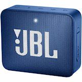 Акция на Портативная акустика JBL Go 2 Deep Sea Blue (JBLGO2BLU) от Foxtrot