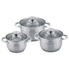 Набор посуды MAXMARK 6 пр. (MK-3506А) 2+3+4 от Eldorado