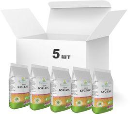 Упаковка крупы Терра Кускус №2 быстрого приготовления 500 г х 5 шт (4820015737199) от Rozetka