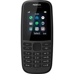 Мобильный телефон Nokia 105 (TA-1034) DS Black от MOYO