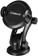 Gelius Car and Desk Holder Wireless Charging Mount Pro Wally Black (GP-WCH077) от Stylus