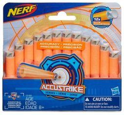 Набор стрел Hasbro Nerf Accustrike 12 шт (C0162) от Stylus