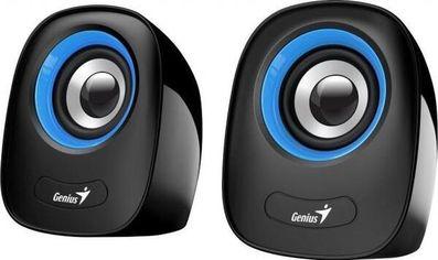 Акустическая система Genius 2.0 SP-Q160 USB Blue от MOYO