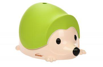 Детский горшок Qcbaby Ёжик зеленый (QC9903green) от Stylus