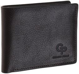 Мужское портмоне кожаное Grande Pelle 10vn-gp-505620 Коричневое (ROZ6300002336) от Rozetka