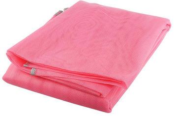 Акция на Пляжный коврик Supretto Антипесок 200х200 см Розовый (5533-0002) от Rozetka