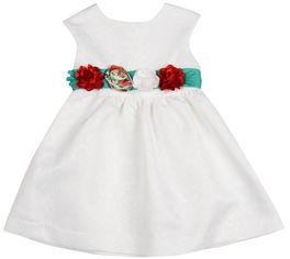 Акция на Платье Mayoral 3919-24 5Y Белое (2903919024052) от Rozetka