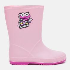 Резиновые сапоги Coqui 8505 29 19 см Pink/Fuchsia (8595662625743) от Rozetka
