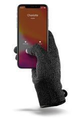 Перчатки MUJJO для сенсорных экранов вязаные, разм. Medium от MOYO