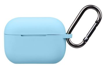 Акция на Чехол 2Е для Apple AirPods Pro Pure Color Silicone (2.5mm)  Blue от MOYO