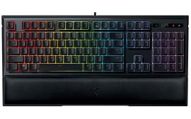 Игровая клавиатура RAZER Ornata CHROMA (RZ03-02040700-R3R1) от Eldorado