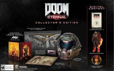 Игра DOOM ETERNAL Коллекционное издание (PS4) от MOYO
