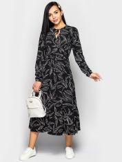 Платье Larionoff Scarlett 46 Черное (Lari2000050005800) от Rozetka