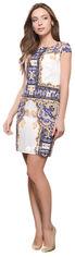 Платье Carica KP-5623-3 S Желто-белое (2000002191629) от Rozetka