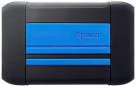 """Акция на Жесткий диск APACER 2.5"""" USB 3.1 AC633 1TB Blue (AP1TBAC633U-1) от MOYO"""