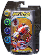 Акция на Машинка-трансформер Скричер Screechers Wild! L 3 - Штормхорн (EU683141) от Stylus