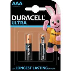 Батарейки DURACELL LR03 MX2400 KPD 02*10 Ultra (5000394060425) 2 шт от Foxtrot