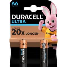 Батарейка DURACELL LR06 KPD 02*20 Ultra уп. 1x2 шт. (5004803) от Foxtrot