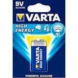 Батарейки VARTA 4922 (6LR61) от Foxtrot