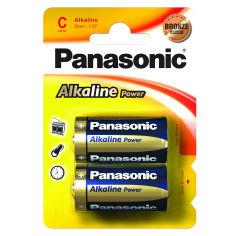 Батарейки PANASONIC LR14 Alkaline Power 1x2 шт. от Foxtrot