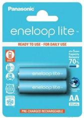 Аккумулятор ENELOOP Panasonic Lite R6/AA 950mAh 2bl от Foxtrot