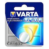 Батарейки VARTA Lithium 6632 (CR1632) от Foxtrot